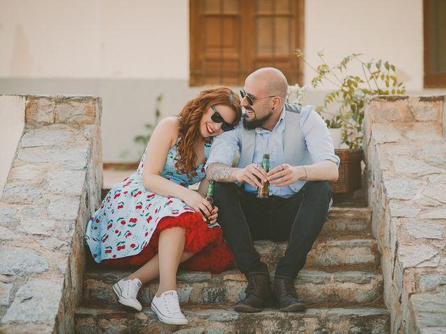 La boda de Mario y Viviana en Elx/elche, Alicante 1