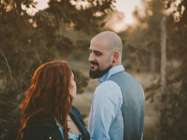 La boda de Mario y Viviana en Elx/elche, Alicante 15