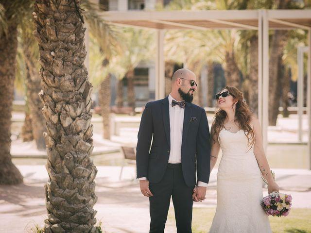 La boda de Mario y Viviana en Elx/elche, Alicante 75