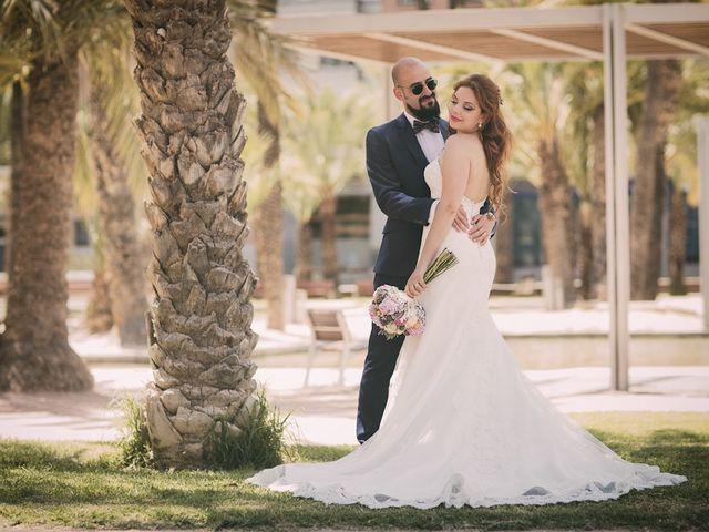 La boda de Mario y Viviana en Elx/elche, Alicante 77