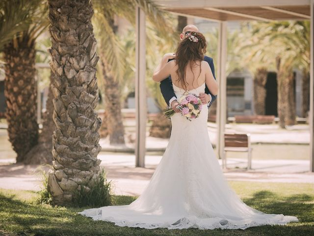 La boda de Mario y Viviana en Elx/elche, Alicante 78