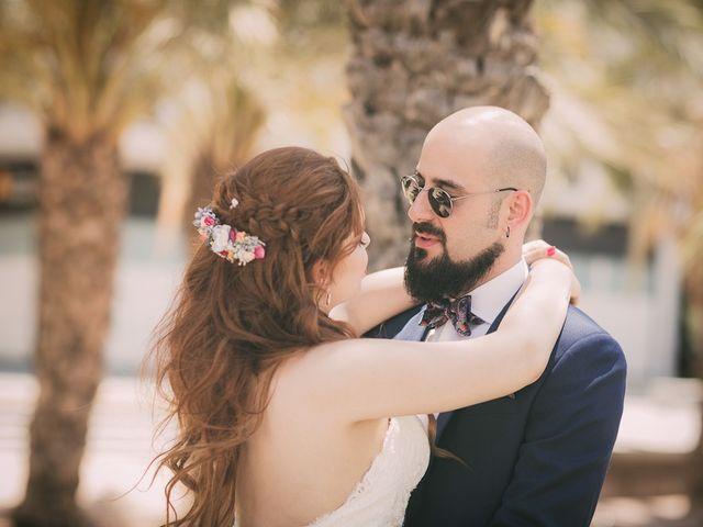 La boda de Mario y Viviana en Elx/elche, Alicante 80