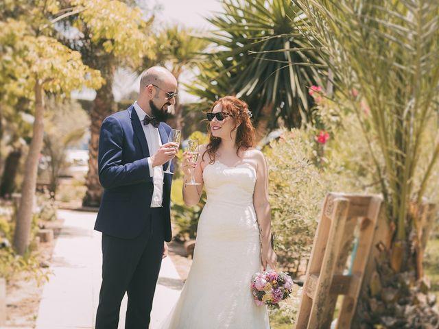 La boda de Mario y Viviana en Elx/elche, Alicante 82