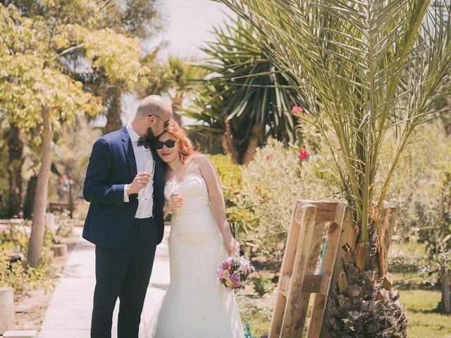 La boda de Mario y Viviana en Elx/elche, Alicante 83