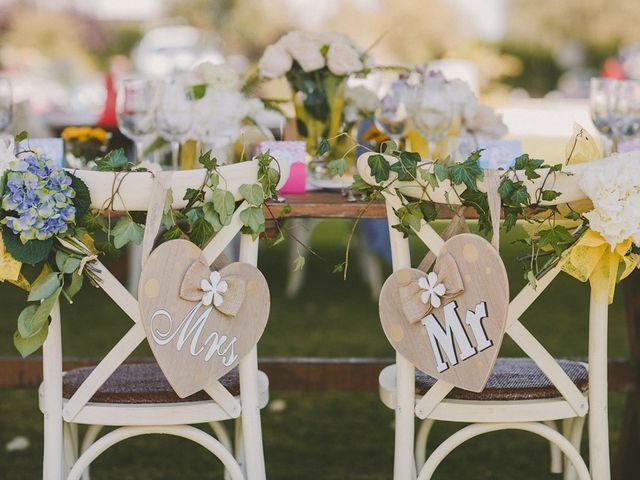 La boda de Mario y Viviana en Elx/elche, Alicante 89