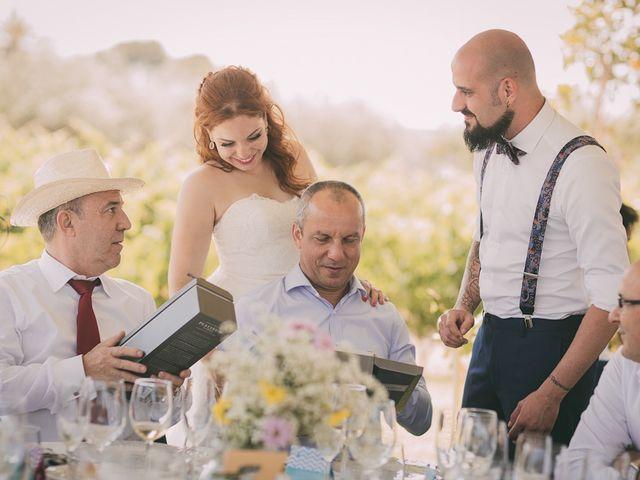 La boda de Mario y Viviana en Elx/elche, Alicante 98