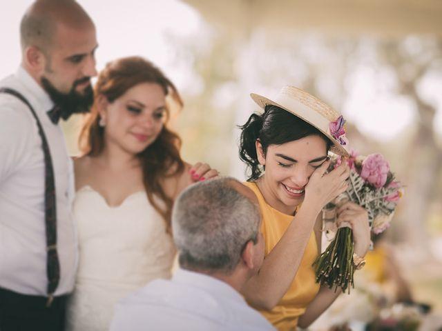 La boda de Mario y Viviana en Elx/elche, Alicante 100