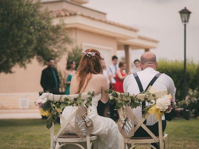 La boda de Mario y Viviana en Elx/elche, Alicante 103