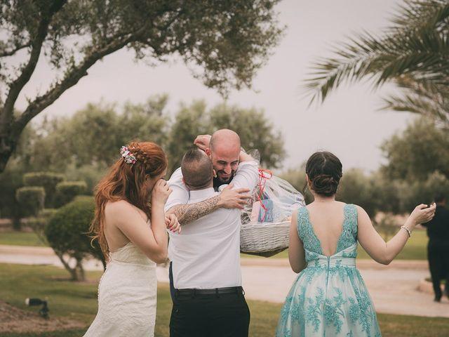 La boda de Mario y Viviana en Elx/elche, Alicante 105