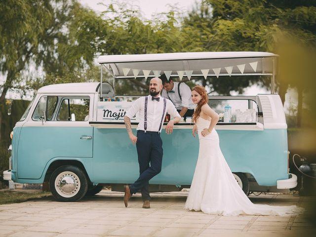 La boda de Mario y Viviana en Elx/elche, Alicante 112