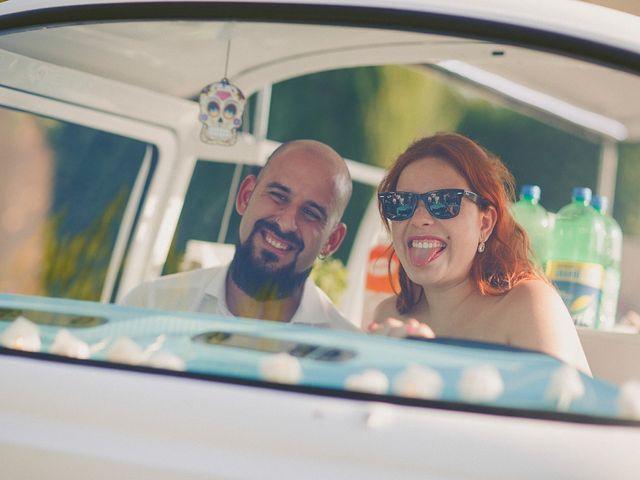 La boda de Mario y Viviana en Elx/elche, Alicante 116