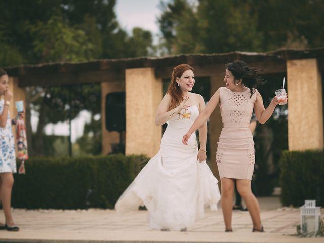 La boda de Mario y Viviana en Elx/elche, Alicante 119