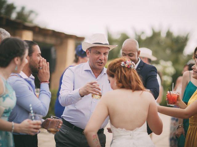La boda de Mario y Viviana en Elx/elche, Alicante 120
