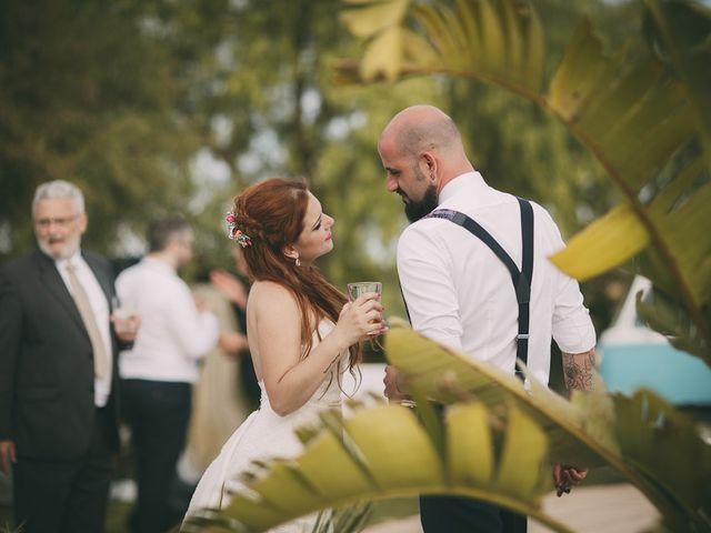 La boda de Mario y Viviana en Elx/elche, Alicante 122