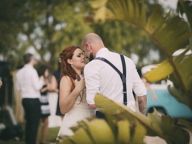 La boda de Mario y Viviana en Elx/elche, Alicante 123