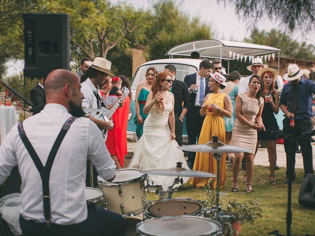 La boda de Mario y Viviana en Elx/elche, Alicante 132