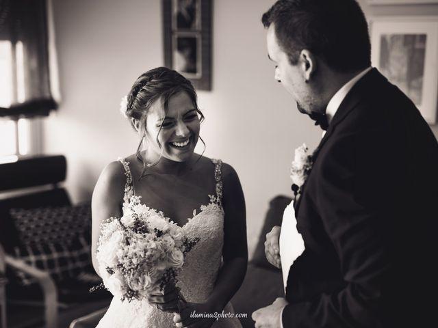 La boda de Adrián y Patricia en L' Hospitalet De Llobregat, Barcelona 10