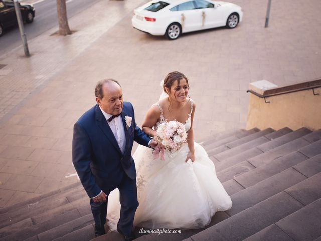 La boda de Adrián y Patricia en L' Hospitalet De Llobregat, Barcelona 13