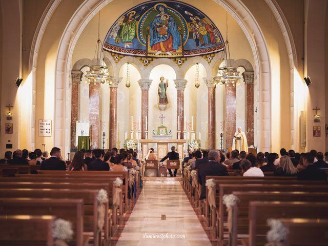 La boda de Adrián y Patricia en L' Hospitalet De Llobregat, Barcelona 14