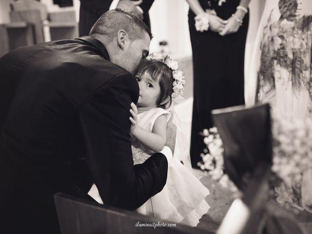 La boda de Adrián y Patricia en L' Hospitalet De Llobregat, Barcelona 16