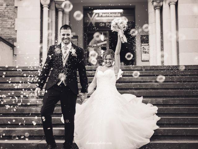 La boda de Adrián y Patricia en L' Hospitalet De Llobregat, Barcelona 18