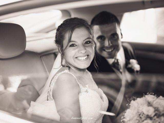 La boda de Adrián y Patricia en L' Hospitalet De Llobregat, Barcelona 19