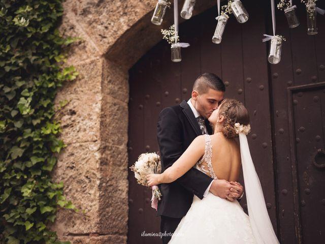 La boda de Adrián y Patricia en L' Hospitalet De Llobregat, Barcelona 20