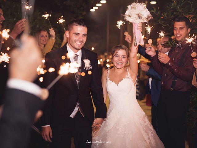 La boda de Adrián y Patricia en L' Hospitalet De Llobregat, Barcelona 27