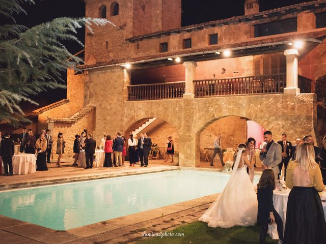 La boda de Adrián y Patricia en L' Hospitalet De Llobregat, Barcelona 30
