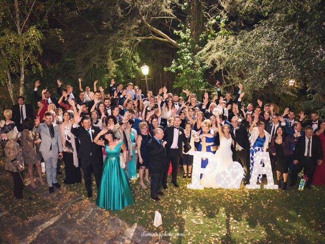 La boda de Adrián y Patricia en L' Hospitalet De Llobregat, Barcelona 33