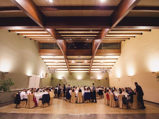 La boda de Adrián y Patricia en L' Hospitalet De Llobregat, Barcelona 39
