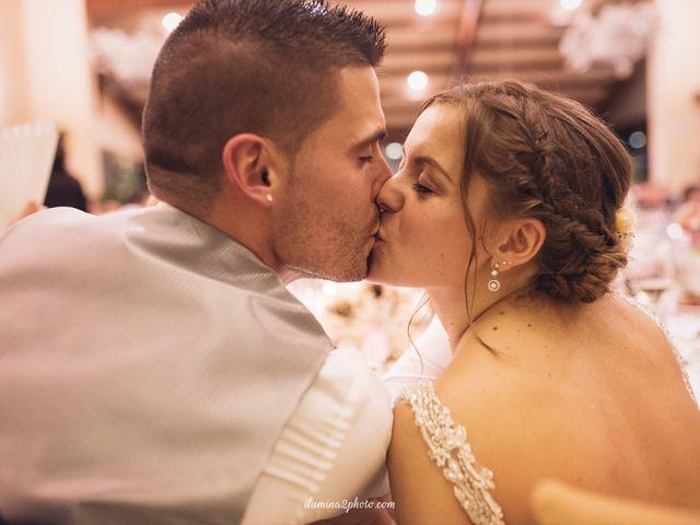 La boda de Adrián y Patricia en L' Hospitalet De Llobregat, Barcelona 41