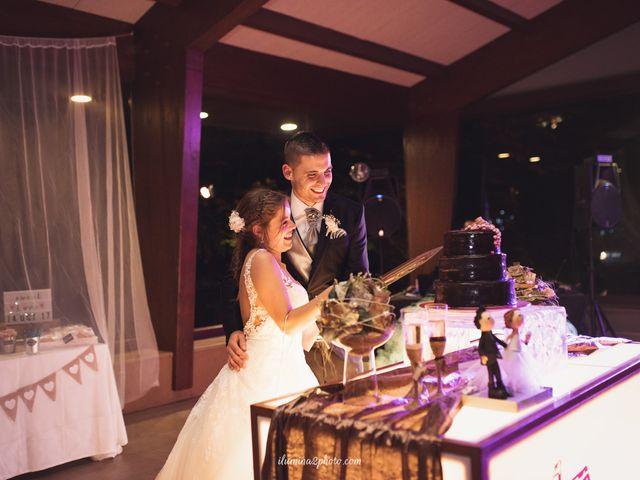 La boda de Adrián y Patricia en L' Hospitalet De Llobregat, Barcelona 45