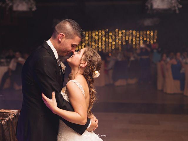 La boda de Adrián y Patricia en L' Hospitalet De Llobregat, Barcelona 46