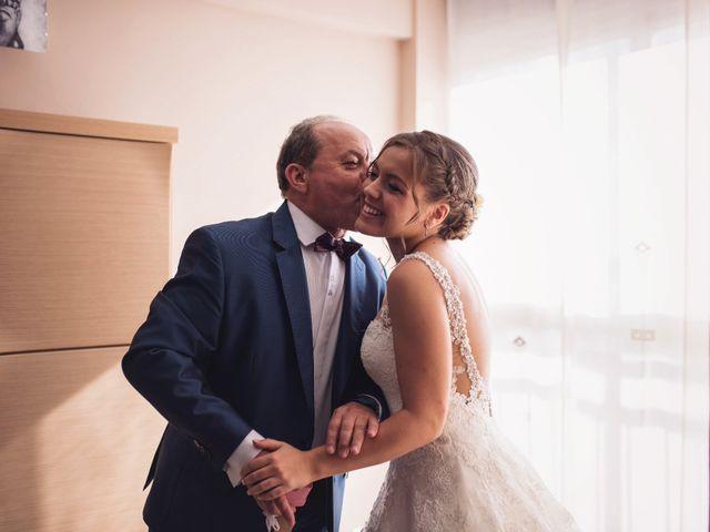 La boda de Adrián y Patricia en L' Hospitalet De Llobregat, Barcelona 74