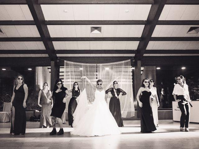 La boda de Adrián y Patricia en L' Hospitalet De Llobregat, Barcelona 83