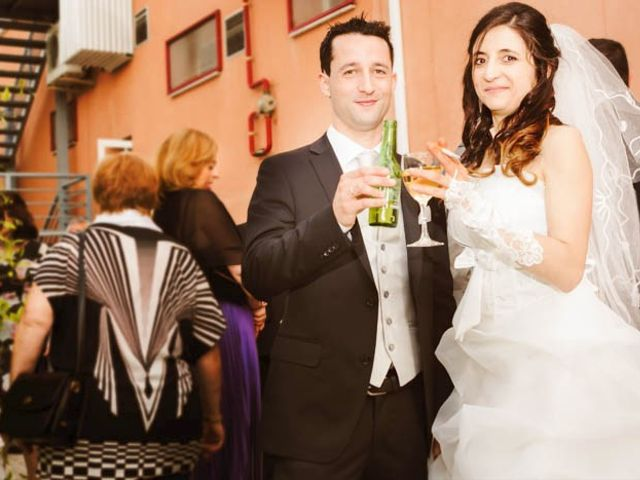La boda de Juan y Vanessa en Ponferrada, León 26