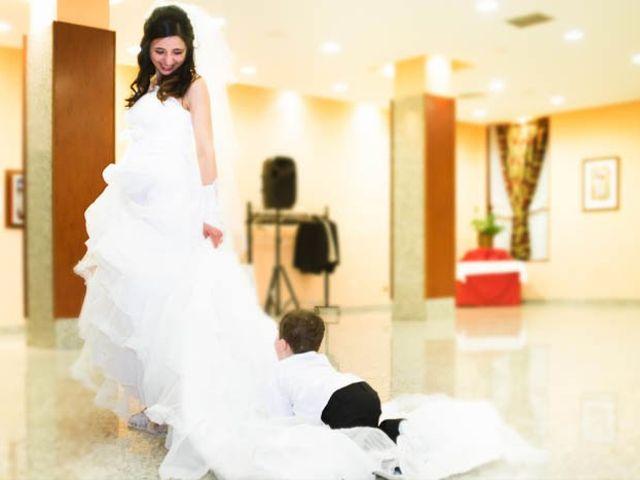 La boda de Juan y Vanessa en Ponferrada, León 36
