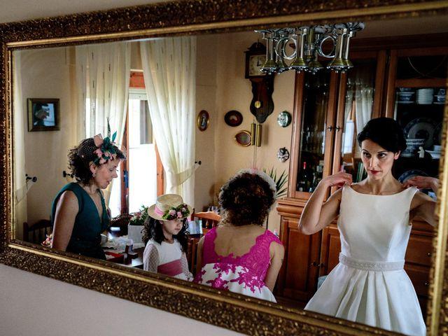 La boda de David y Almudena en Benavente, Zamora 8