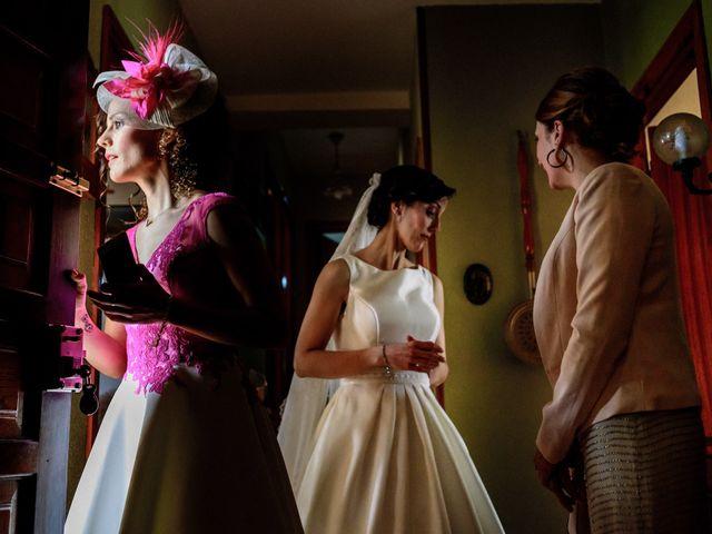 La boda de David y Almudena en Benavente, Zamora 10