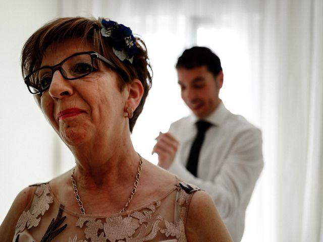 La boda de David y Almudena en Benavente, Zamora 11