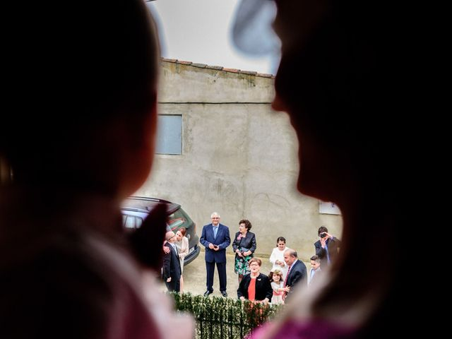 La boda de David y Almudena en Benavente, Zamora 14
