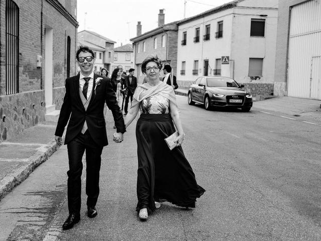 La boda de David y Almudena en Benavente, Zamora 15