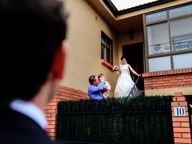 La boda de David y Almudena en Benavente, Zamora 17