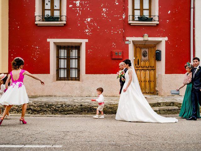 La boda de David y Almudena en Benavente, Zamora 1