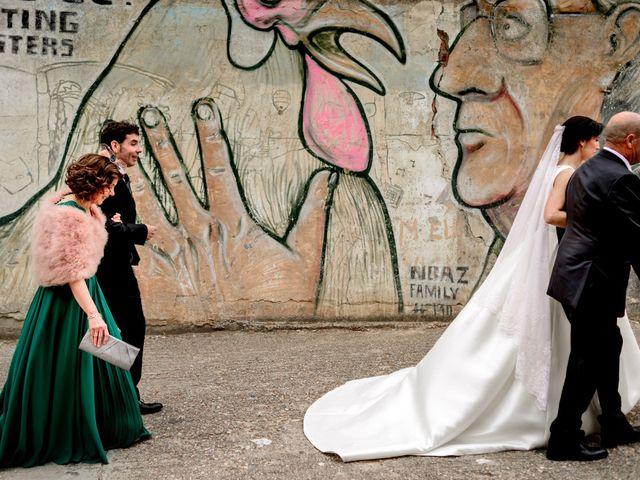 La boda de David y Almudena en Benavente, Zamora 21
