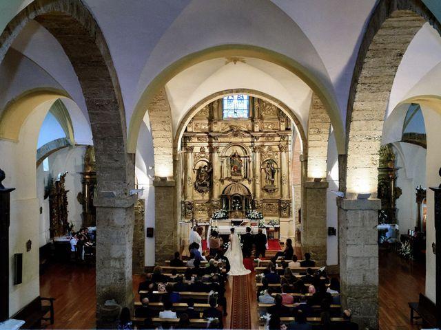 La boda de David y Almudena en Benavente, Zamora 24