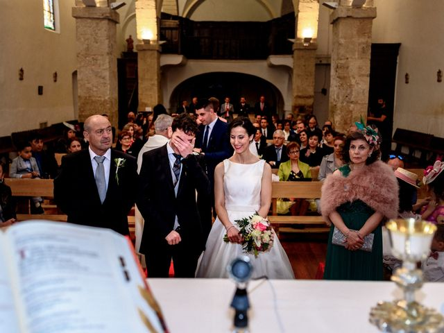 La boda de David y Almudena en Benavente, Zamora 26