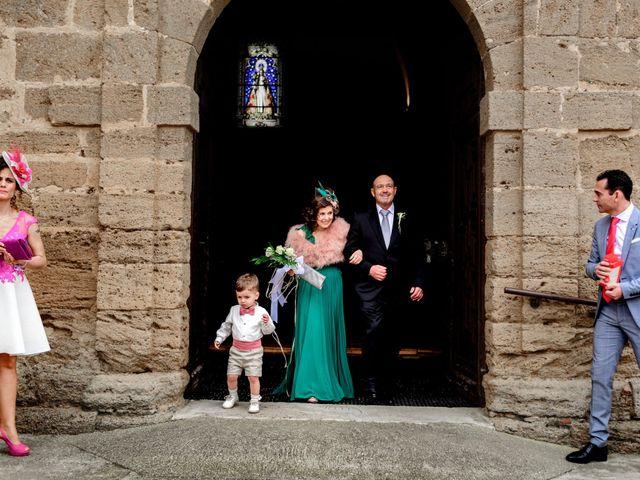 La boda de David y Almudena en Benavente, Zamora 27