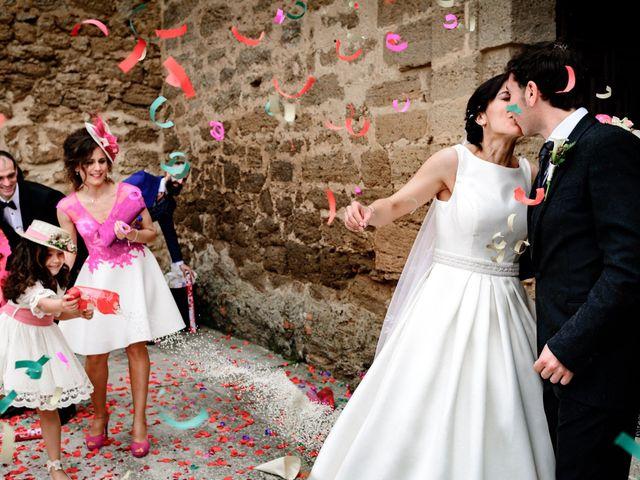 La boda de David y Almudena en Benavente, Zamora 29